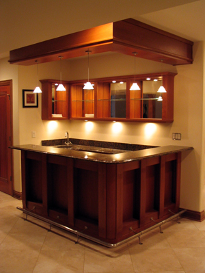 5 Must Haves For Setting Up A Basement Bar Home